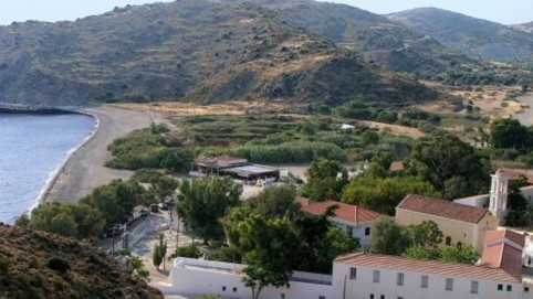 Δυτική Χίος, Αγία Μαρκέλλα