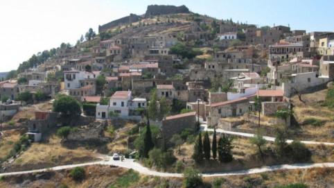 Δυτική Χίος, Βολισσός